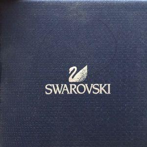 Swarovski Jewelry - SWAROVSKI Silver Cross Necklace